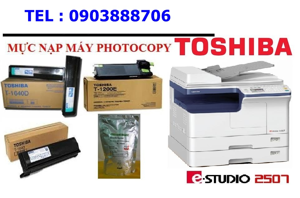 nap-muc-may-photocopy-toshiba-tan-noi
